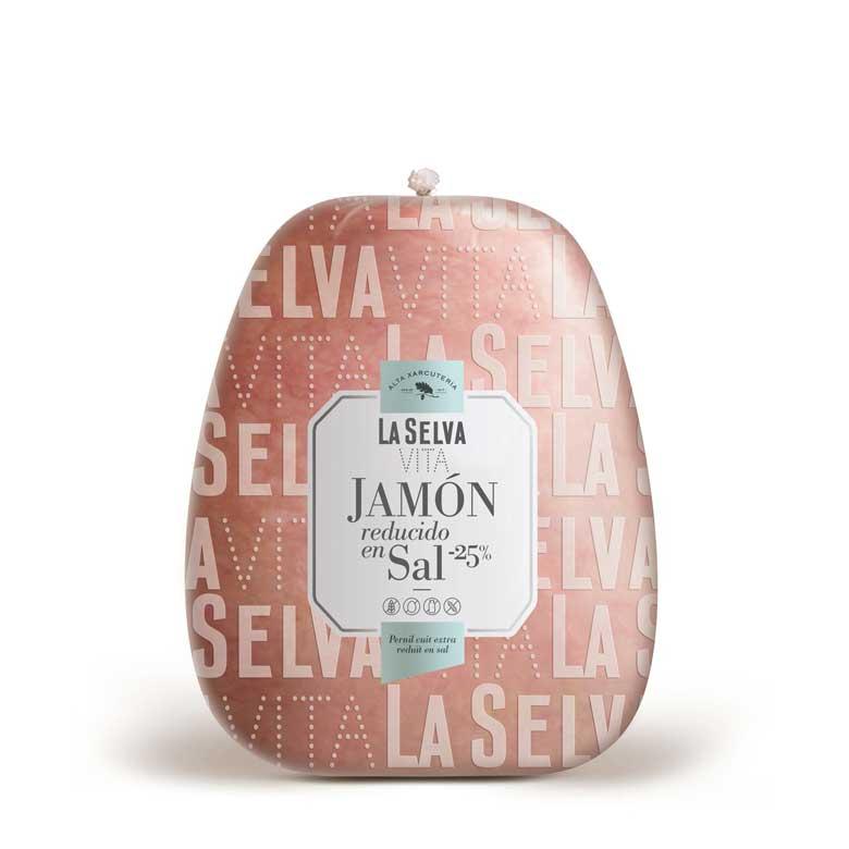 Jamon Cocido Extra reducido en sal